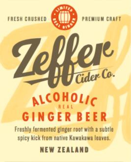 Ginger Beer - Keg