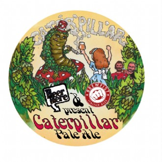 Caterpillar - American Pale Ale - Keg