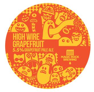 "High Wire ""Grapefruit"""