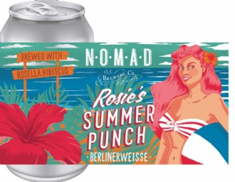Rosie's Summer Punch - Can