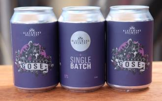 Blackberry Gose - Cans