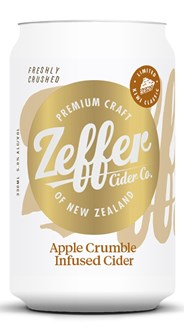 Apple Crumble Cider - Cans - 24 packs