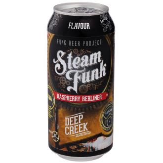 Steam Funk - Raspberry Berliner - Can