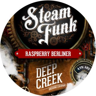 Steam Funk - Raspberry Berliner