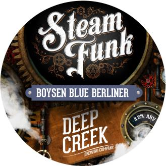 Steam Funk - Boysen Blue Berliner