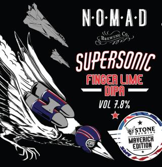 "SuperSonic DIPA - ""Maverick Edition"" - Kegstar"