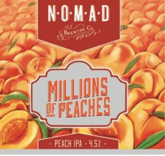 Millions of Peaches - Pink Boots Brew- Kegstar