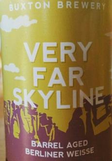 Very Far Skyline Sour - White Wine Version