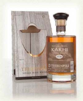 Karhi Whisky - 7 year old - Single Bottle