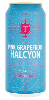 Pink Grapefruit Halcyon - CANS