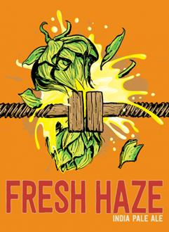 "Fresh HAZE ""KEG"""