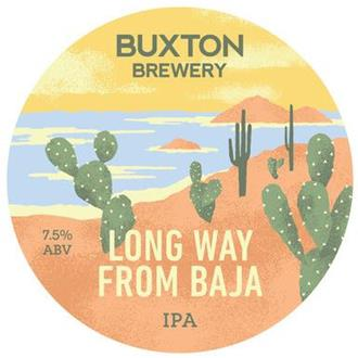 Long Way from Baja - Keg