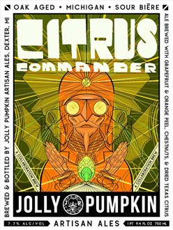 Citrus Commander (Jester King) -  KEG