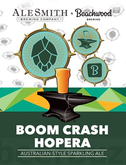 Boom Crash Hopera -  Keg
