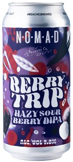 Berry Trip  - Sour Hazy DIPA - CAN