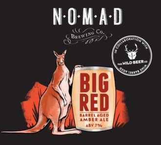 Big Red - Wild Beer Collaboration