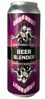 THE BLENDER - Black Forest Stout + Espresso Scotch Can