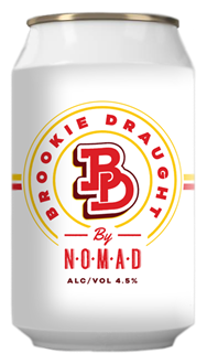Brookie Draught - CAN
