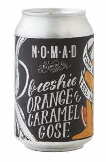 Freshie Orange & Caramel - CAN
