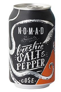 Freshie' Salt and Pepper  - Can