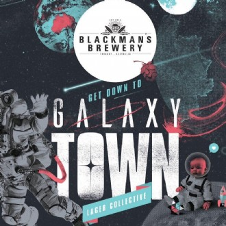 Get Down to Galaxy Town - Cans