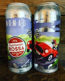 Supersonic Rossa DIPA - CAN 500ml