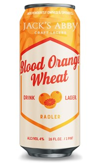 Blood Orange Wheat - Lager - Can