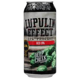 Lupulin Effect - Red IPA - CANS