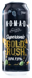 "SuperSonic DIPA - ""Gold Rush"" - CAN 500ml"