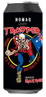Trooper XPA - Iron Maiden Official Beer