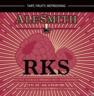 RKS - Raspberry Kettle Sour - Keg