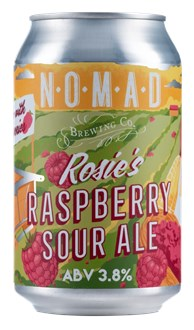Raspberry Rosie's - Can