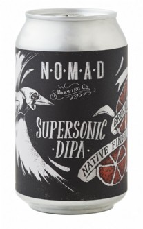 SuperSonic Fingerlime DIPA - CAN