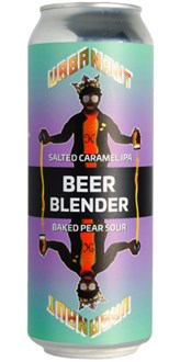 THE BLENDER - Salted Caramel IPA + Baked Pear Sour Can