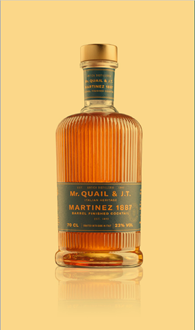 Mr Quail & J.T. - Martinez 1887