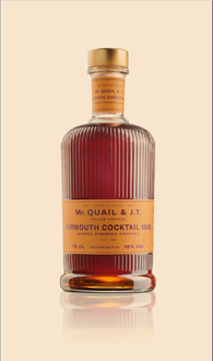 Mr Quail & J.T. - Vermouth Cocktail 1888