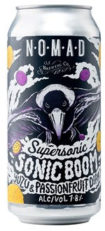 "Sonic Boom - ""Yuzu & Passionfruit Hazy"" CAN"