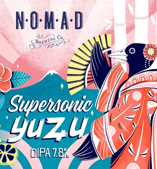 SuperSonic DIPA - Yuzu Edition - CAN