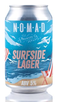 Surfside Lager - Can (330ml)