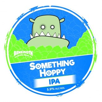 Something Hoppy IPA - 30ltr KEG