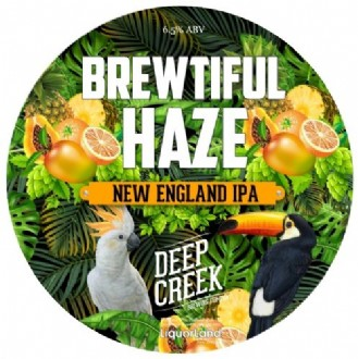 Brewtiful Haze - KEG