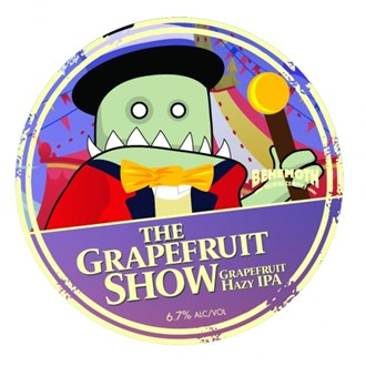 The Grapefruit Show - 30ltr KEG