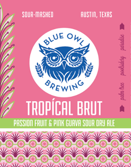 Tropical Brut - Keg