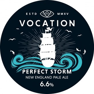 "Perfect Storm ""Limited Release"" -   Keg"