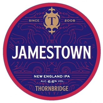 Jamestown  - Keg