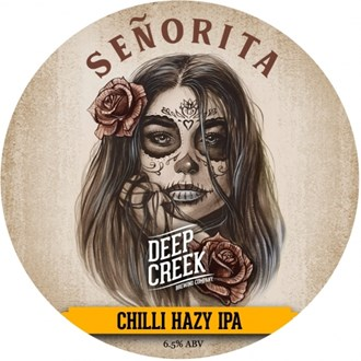 Senorita Chilly Hazy - KEG