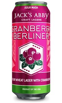 Cranberry Berliner - Can
