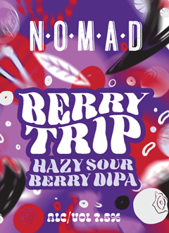 Berry Trip Sour Hazy DIPA - Keg