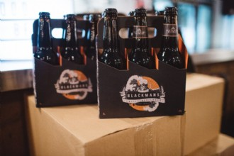 Blackman's Lager - 330ml Cans