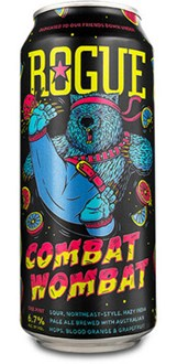 Combat Wombat - Limited Release - Can